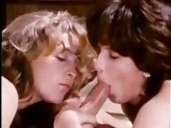 vintage cocksucking fun with group sex doxies
