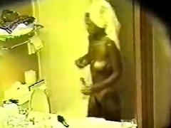classic rental shower hidden cam