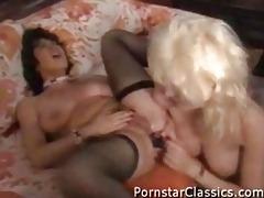 classic lesbian anal